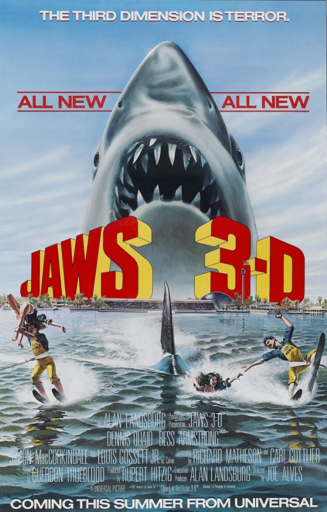 (1983) Jaws 3-D
